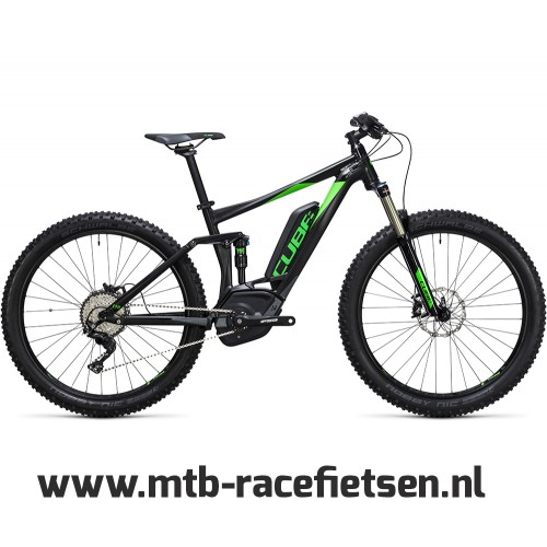 Cube Stereo Hybrid 120 HPA Race 500 27.5